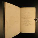 1866 1ed Albert N'Yanza Nile River Africa Egypt Abyssinia Illustrated Map Baker