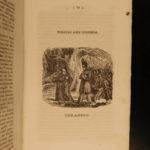 1847 Robbers & Pirates Black Beard Robin Hood Calico Jack Illustrated China 2in1