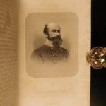 1874 1ed General Joseph E Johnston Civil War Narrative Confederate CSA Military