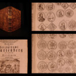1773 Wurttemberg German Holy Roman Empire Sattler COINS Protestant Reformation