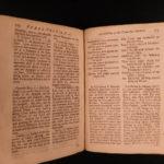 1686 1ed Church Fathers Gother Nubes Testium Catholic Protestant English & Latin