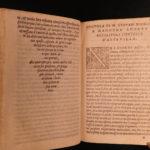 1558 Boccaccio De Mulieribus Claris Famous Women Mythology Italian Renaissance