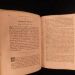1656 Linden Selecta Medica DUTCH Medicine Cures Anatomy Latin Greek Elzevier