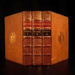 1826 Works of Suetonius Twelve Caesars Julius Caesar Caligula Nero ROME Delphini