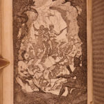 1678 CRUSADES Tasso MINIATURE Jerusalem Delivered Italian Gerusalemme Liberata