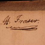 1800 Arabic Account on French Revolution & Napoleonic WARS Treaty of Tilsit