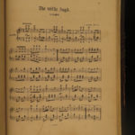 1853 Piano Sheet Music Parlor Music Waltzes Dances American Songs Polkas RARE