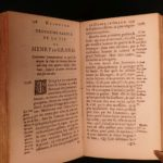 1664 History of Henry IV of France Bourbon Perefixe FAMOUS Elzevier BEST ed Rare