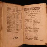 1567 Thomas of Ireland Flores Monk Irish Hibernicus Philosophy Bible Anthology
