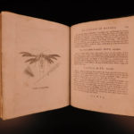 1787 Surveys of Nature Fitzgerald Science Natural History Animals Indians Birds