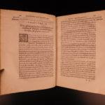 1615 1ed History of Louis XII France Military Auton &Seyssel Henry VII England