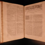 1588 FOLIO Saint John Chrysostom Bible & Commentary Sermons