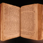 1752 1ed Hebrew BIBLE Hebraica Masoretic Manual Judaism Hooght Johann Simonis