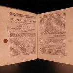 1671 1ed Fides Ecclesiae History of Greek & Oriental Christians Severus & Simon