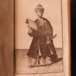 1698 ALEXANDER HAMILTON American Provenance CHINA Le Comte Rites Confucius 3v