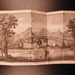 1750 George Anson Voyage Round the World MAPS Spain South America Brazil Peru
