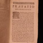 1650 1ed Execution Charles I Defensio Regia Saumaise French Royalist Civil War