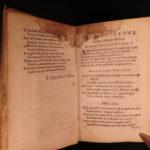 1599 Lycophron Alexandra Greek Poem Byzantine Mythology Scaliger Meursius ELZEVIR