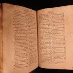 1625 Schola Salernitana Medieval Health SECRETS Hygiene Health Salerno Medicine