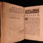 1715 Pierre Montmaur by Sallengre French Illustrated Satire Mormonism Mormon