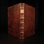 1737 1st ed History of Hungary by Jesuit Kazy Trnava Slovakia Philosophy FOLIO