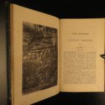 1870 Charles Dickens 1st ed Mystery of Edwin Drood Unfinished Novel Illustrated