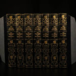 1901 EXQUISITE Italian Novels Facetious Nights Straparola + Pecorone Fiorentino