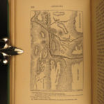 1878 Absaraka Plains Indians Massacre Tribes Montana MAP Army Col. Carrington