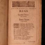 1641 Joshua Sylvester English Works Bartas Divine Weeks Tobacco Battered FOLIO