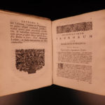 1683 1st ed Aegyptiaca EGYPT Israel Ten Lost Tribes Judaica Pagan Herman Wits