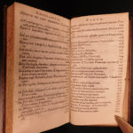 1675 DUTCH Medicine Stomach Complaints Food Diet Health SECRETS Bernard Swalve