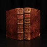 1699 Medicine & Surgery German Ettmuller Human Anatomy Pathology Physiology 2v