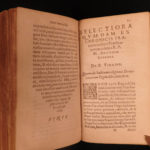 1595 1ed Peter the Vulnerable Miraculum Miracles Cluny Islam Crusades Douai