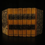 1841 History of the CRUSADES Michaud Holy Wars Jerusalem Jaffa French MAP 6v SET