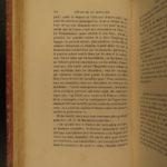 1866 Garnier-Pages History of 1848 French Revolution France Napoleon III 8v SET