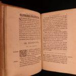 1586 RARE Italian Renaissance CYNIC Sayings Philosophy Garimberti Conceptions