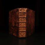1691 BIBLE Biblia Sacra Vulgate Latin Sixtus V Clement VIII Carteron Apocrypha