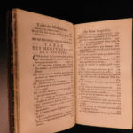 1671 Works of Saint Augustine of Hippo Meditations Soliloquies Prayers Manual