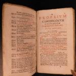 1662 Augustinian Catholic Missal Proprium Sanctorum Mass Rule Saint Augustine