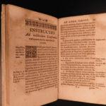 1726 Regulæ Societatis Jesu 16th century Jesuit Constitutions Society of Jesus