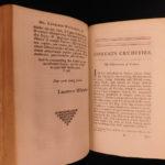 1776 Thomas Coryat Crudities English Voyages Illustrated DRAGONS Unicorns Levant