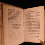 1642 Works of Erasmus of Rotterdam Protestant Reformation Flores & Sarcienda