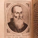 1670 1ed Tomasini Illustrious Lives Illustrated Julius Caesar Tasso Tycho Brahe