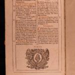 1730 EXQUISITE Roman Catholic Missal AUGSBURG Trent Clement & Urban VIII Music