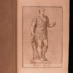 1730 Francois Perrier Icones 59 Engravings Classical Nudes ART Mythology Rome