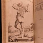 1683 Myographia Nova Browne Muscles Casserio PLATES Anatomy Medicine Surgery