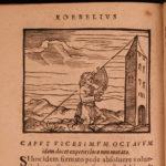 1594 Stoffler Astrolabii Astronomy Horology Navigation Astrology Mathematics