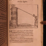 1553 Stoffler Astrolabii Astronomy Horology Navigation Illustrated Astrology
