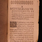 1664 Wonders of Nature Wars Fireworks Gold MAGIC Pseudo Science Medicine Binet