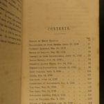1868 Irish Speeches Henry Grattan John Philpot Curran Britain Ireland BINDING
